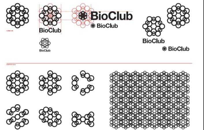 【REPORT】BioClubのロゴから考える|生き物的なるデザイン  ──計算とシミュレーションによる創造性