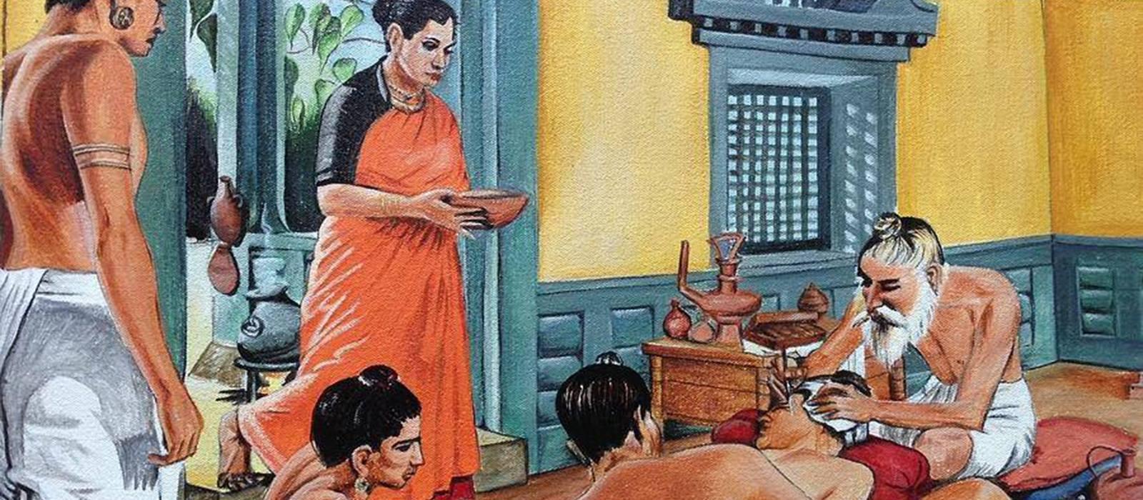 【REPROT】古代のDIYバイオ:アーユルヴェーダWS ~ インド医療の生命観と物質観を学ぶ ~  【1】基礎編