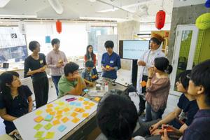 コミュニティランニングミーティング